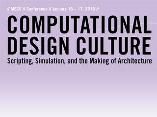 Computational Design Cultures