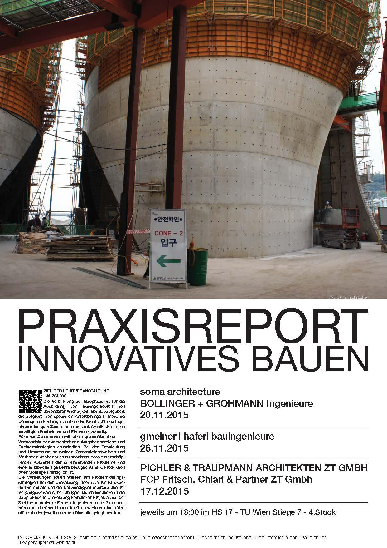 TU praxis report